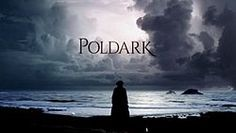 POLDARK  (TV Series 2015 - ) Based on novel by Winston Graham   Ross Poldark looking out to the sea.