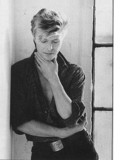~David Bowie ~the changeling, the R & R chameleon, Perfect combination of elegance, decadence, intelligence & sexiness & the list goes on...Dream Lover ~<3 ~*