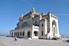 Constanta Casino -- Built 1905