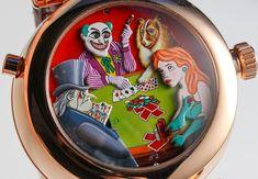 Konstantin Chaykin & Andersen Geneve Joker Automaton Watch Hands-On Hands-On