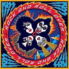 KISS--Rock And Roll Over
