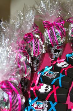 Monster High Birthday Party Ideas | Photo 12 of 32