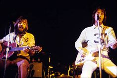 Loggins & Messina in the summer of '75 at Capital Centre was one of the very best concerts I ever saw.