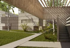 Arquitectura Jose Ignacio Hormigon Bosque Punta del Este Desarrollo Uruguay Architecture Forest Beach New development adamo&faiden start up wood