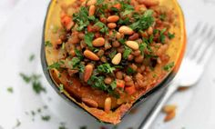 15 Vegan Squash Recipes for the Fall-- Oh my heck these all look so yummy!!