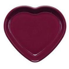 Coming soon! Fiesta Dinnerware Large Heart Bowl