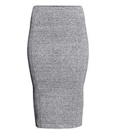 H&M Pencil skirt $24.95