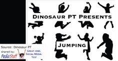 PT Corner: Teaching Children to Jump - - pinned by @PediaStaff – Please Visit ht.ly/63sNtfor all our pediatric therapy pins