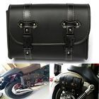 Saddle Leather Bag Motorcycle Horse Western Bags Trail Tooled Hand Cowboy Brown