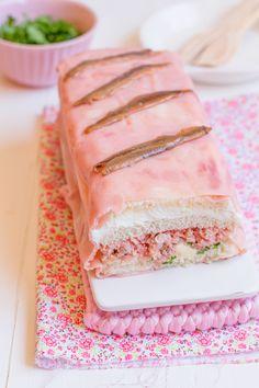 Cocinando sabores: Pastel salado de jamón cocido y queso