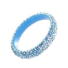 Majestic Crystal Bangle  #bangle  http://www.playbling.com/en/crystal-jewelry/majestic-crystal-bangle-184.html