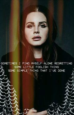 Lana Del Rey #LDR #Dont_Let_Me_Be_Misunderstood