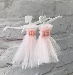 A personal favourite from my Etsy shop https://www.etsy.com/uk/listing/516975518/medium-hanging-ballerina-figure-approx