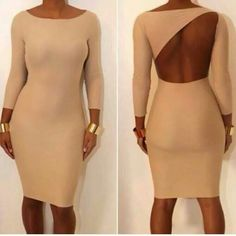 Love this dress wish it was a deep purple or red.