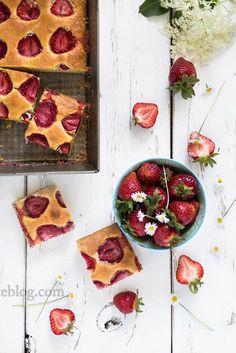 ... strawberry cake | Gosia Laniak food and photography ...