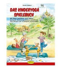 Das Kinderyoga-Spielebuch