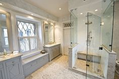 Small Ceramic or Mosaic, Marble - complex, Traditional, Rain, Flat Panel, Inset, Window seat, Undermount