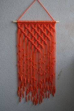 Home Decorative Macrame Wall Hanging by Mrcolmar on Etsy