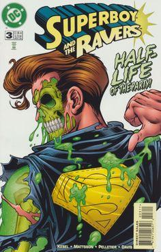 Superboy and the Ravers (Volume) - Comic Vine