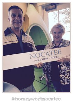 These Palms homeowners are thrilled to call Nocatee their new home!