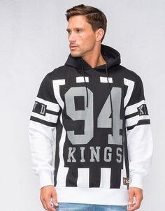 BLVD Kings Lock'd Pop Over Hoodie | Men's Hoodies & Sweatshirts | Hallenstein Brothers