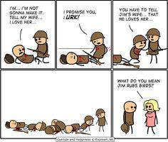 Hahaha I died!!!