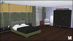 Nebula bedroom set at Mango Sims