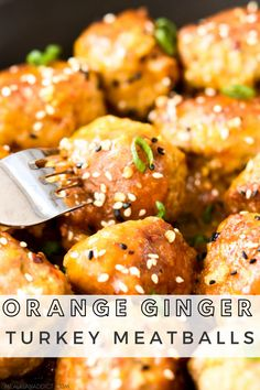 Simple Orange Ginger Turkey Meatballs by Meal Plan Addict. Ready for a simple batch recipe that is lean and delicious?! Bye Bye take out, hello fake out, take out Orange Ginger Turkey Meatballs! Get more Meal Prep Recipes go to www.mealplanaddict.com #mealplanaddict #mealplan #mealprep Pressure Cooking Recipes, 30 Minute Dinners, Instant Pot Dinner Recipes, Turkey Meatballs, Meatball Recipes, Bye Bye, Quick Meals, Meal Prep, Meal Planning
