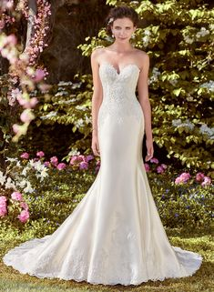 96e5495943b Maggie Bridal by Maggie Sottero 8RS448 Rebecca Ingram-Laynie Welcome to  Chantilly Bridal serving south