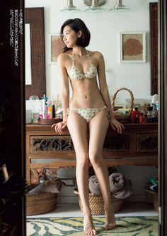 Rena Takeda - Weekly Playboy 2016 No39-40