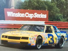 Chevy, Chevrolet, Nascar Champions, The Intimidator, On This Date, 13 In, Dale Earnhardt, Wrangler Jeans, Dirt Track