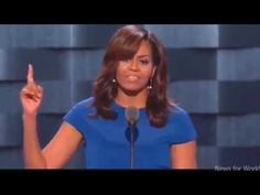 Michelle Obama About The Election