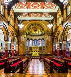 King's College London Chapel - I