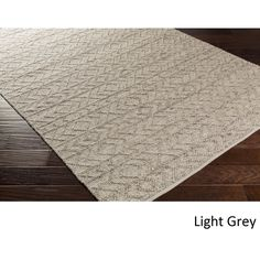 Hand-Woven Lewis Indoor Rug (9' x 13') | Overstock.com Shopping - The Best Deals on 7x9 - 10x14 Rugs