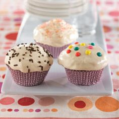 Nutty Marshmallow-topped Chocolate Cupcakes Recipe on Yummly. @yummly #recipe