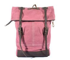 High Quality Vintage Fashion Casual Canvas Backpack