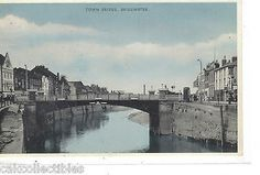 Town Bridge-Bridgwater