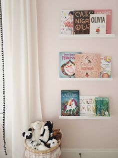 Strawberry Swing and other things: Kenley's Big Girl Bedroom Reveal