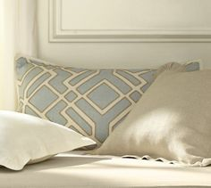 16 x 26 | Shelby Pillow Covers | Pottery Barn