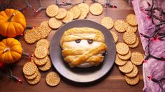 This Mummy Brie Will Haunt Your Halloween Party Dreams  - Delish.com