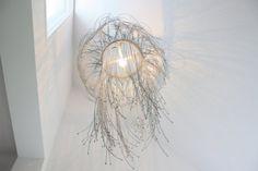 Jellyfish lamp van Ralf Frickel