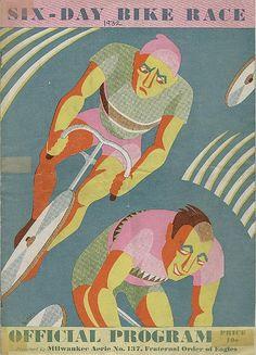 six-day bike race