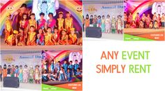 Worried about #AnnualDay planning? Here goes the one stop solution for all your Annual Day needs like #Event Management, #Costumes, #Accessories and #Props etc. at affordable costs with doorstep delivery and pickup across #Bangalore and #Delhi. Visit us today for more details: www.rentsher.com