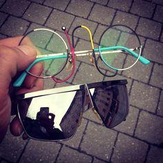 6bd207780549 Vintage Casanova Sunglasses  Eyeglasses ultra Rare Jean Miro Design