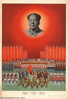 La storia della Cina raccontata nei poster di propaganda, dal 1949 a oggi | The Post Internazionale