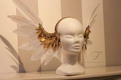 Valkyrie headdress by Fairytas on Etsy