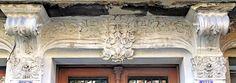 https://flic.kr/p/4b585e | Barcelona - Urgell 065 c | Casa Miquel Cristóbal i Uribe  1906  Architect: Enric Sagnier i Villavecchia