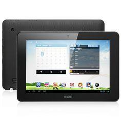 Ainol Novo7 Venus Quad Core Tablet PC Android 4.1 IPS HD Screen 7 Inch 16GB Dual Camera Black www.pandawill.com/ainol-novo7-venus-quad-core-tablet-pc-android-41-ips-hd-screen-7-inch-16gb-dual-camera-black-p70966.html