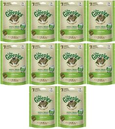 Feline GREENIES Dental Treats Catnip Flavor 156Lbs 10 x 25oz -- Read more at the affiliate link Amazon.com on image.