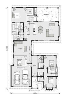 Mandalay 298, Our Designs, New South Wales Builder, GJ Gardner Homes New South Wales